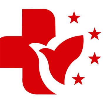 河北省红十字基金会医院院徽释义